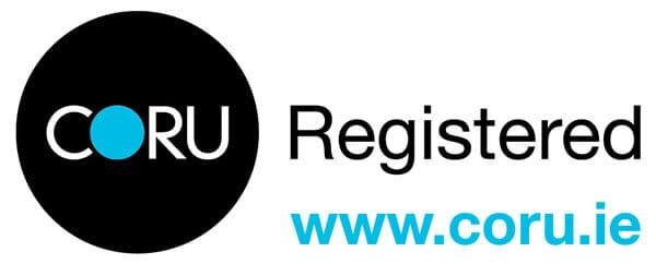 COR Registered logo
